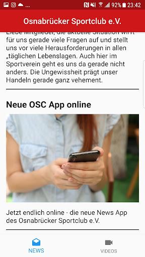 OSC APP 1.0.33 screenshots 1