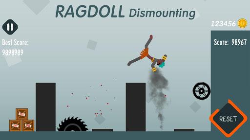Ragdoll Dismounting 1.58 screenshots 4
