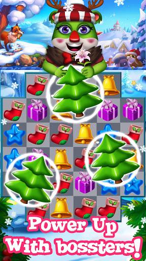 Merry Christmas Match 3 screenshots 1