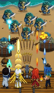 Zombie War: Idle Defense Game MOD APK 63 (Unlimited Gold, Diamond) 5