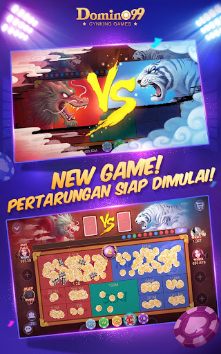 Domino QiuQiu u00b7 99 :  Awesome Online Card Game screenshots 21