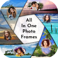 All In One Photo frame Photo insta square