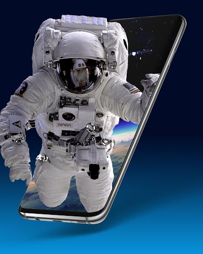 Live Wallpapers 4K, Backgrounds 3D/HD - Pixel 4D 2.5.1 screenshots 2