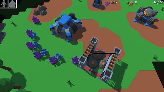 SpaceCraft RTS 1.01 APK + MOD Download 2