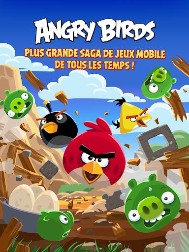 Code Triche Angry Birds Classic (Astuce) APK MOD screenshots 6
