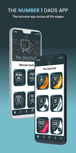 the dad chat - the dad app, created by real dads screenshot 1