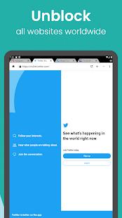 Private Proxy Browser