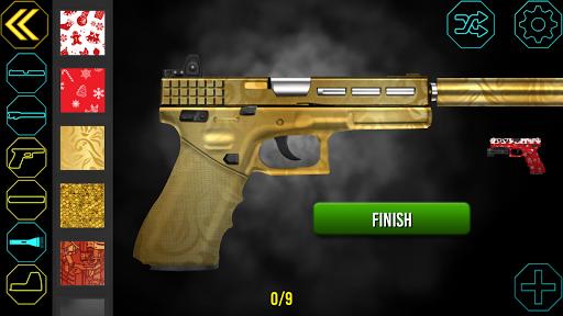 Gun Builder Custom Guns - Shooting Range Game 1.2.9 screenshots 6