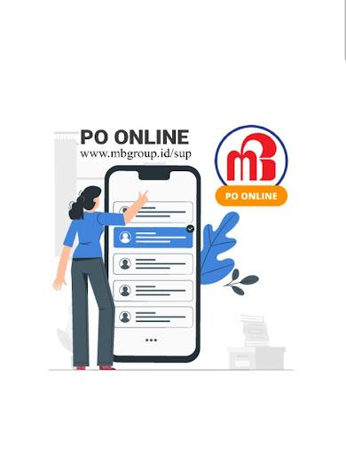 PO Online Maju Bersama [ Supplier ] 2.3.9 screenshots 1