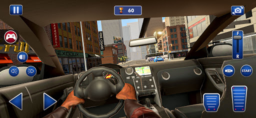 Car Driving School Simulator 2021: New Car Games screenshots 17