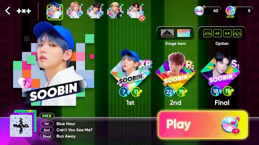 Rhythm Hive : Play with BTS, TXT, ENHYPEN!  screenshots 13