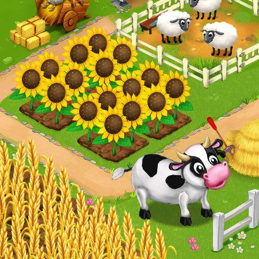 Big Farmer: Farm Offline Games