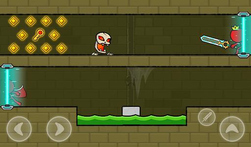 Red Stickman : Animation vs Stickman Fighting android2mod screenshots 22