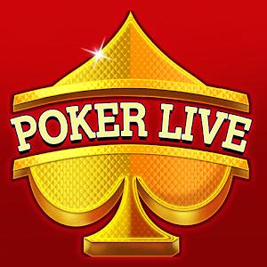 Poker Live! 3D Texas Hold#39em 3.01 by Octro Inc. logo
