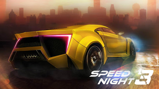 Speed Night 3 : Asphalt Legends 1.0.34 screenshots 1