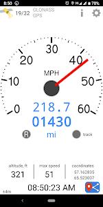 GNSS speedometer 1.7.0