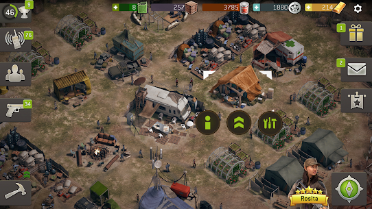 The Walking Dead No Man's Land Unlimited Gold Apk 7