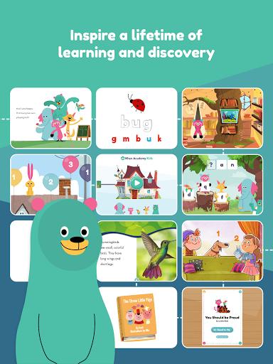 Khan Academy Kids: Free educational games & books apkdebit screenshots 10