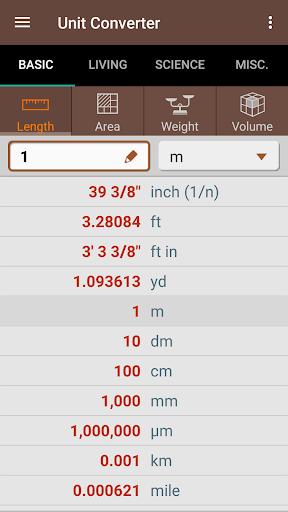 Download Unit Converter 1.5.10 screenshots 1