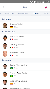 Foot Mercato : transferts, ru00e9sultats, news, live 4.1.58 Screenshots 6