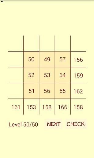 math magic square screenshot 3
