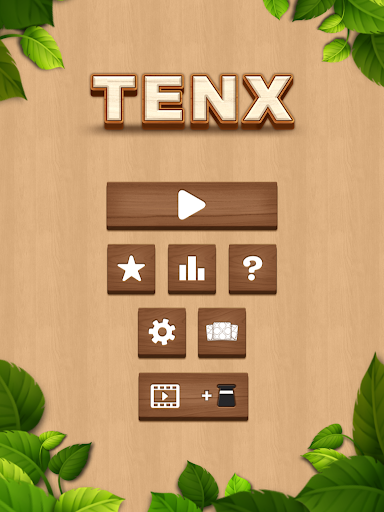 TENX - Wooden Number Puzzle Game  screenshots 9