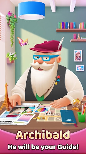 Travel Crush: New Puzzle Adventure Match 3 Game  screenshots 7