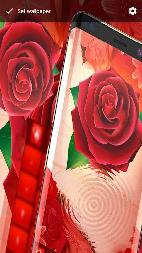 Red Rose Keyboard 2021  screenshots 6
