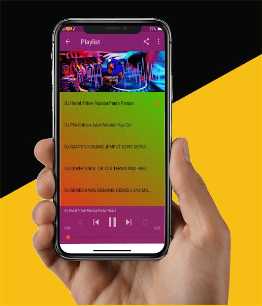 DJ HADAL AHBEK RAPAPA PARAP PARAPA screenshot 4