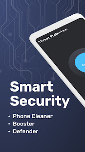 Smart Security - Phone Cleaner, Booster, Defender