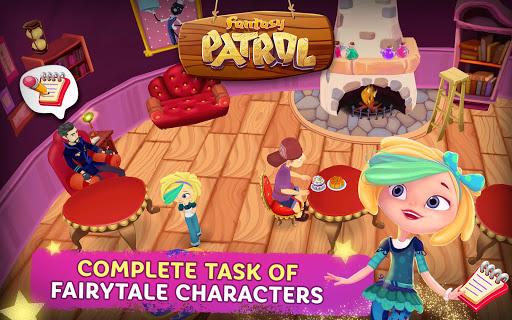 Fantasy Patrol: Cafe screenshots 9