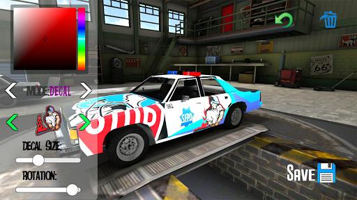 Police Car Drift Simulator 2.0 screenshots 5