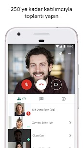 Google Meet Apk  , Google Meet Apk İndir, Son Versiyon 2021* 3
