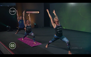 LES MILLS On Demand - at home fitness