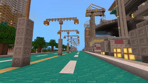 My Craft Building Games Exploration 19 screenshots 4