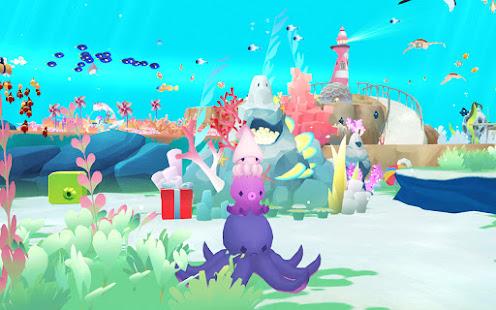Abyssrium World: Aquarium, Peaceful, Relaxing game