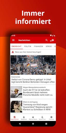 FOCUS Online - Nachrichten: Die schnelle News App android2mod screenshots 2