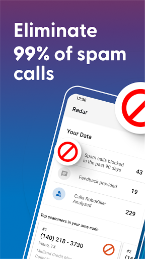 RoboKiller - Spam and Robocall Blocker  screenshots 1