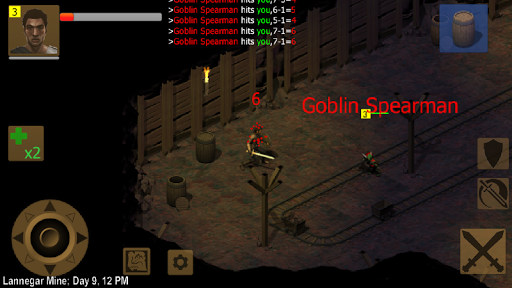 Exiled Kingdoms RPG  screenshots 2