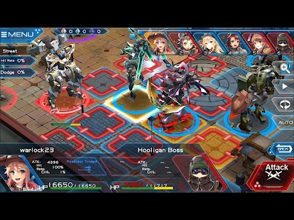 Robot Tactics: Real Time Robots War Screenshot
