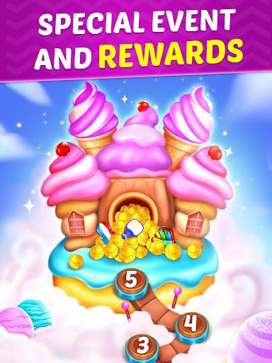 Ice Cream Paradise - Match 3 Puzzle Adventure 2.7.5 screenshots 15