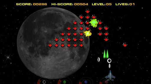 Space Wars apkpoly screenshots 1