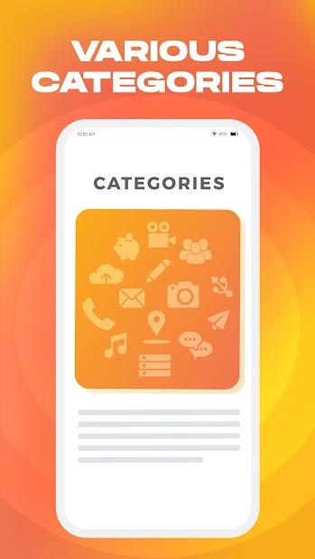 BurnerBits: Quick Fun Tech 50 Words News & Updates screenshot 13