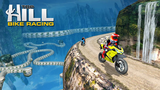 Hill Top Bike Racing apklade screenshots 1