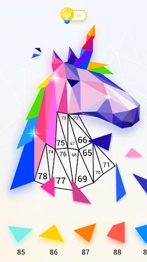 inPoly u2013 Poly Art Puzzle 1.0.21 screenshots 23