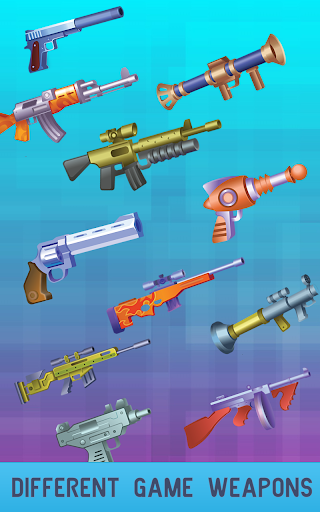 Spin your gun u2013 Flip weapons Spinny simulator game  screenshots 3