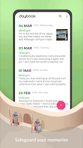 Daybook – Diary, Journal, Note Mod Apk (Premium Unlocked) 1
