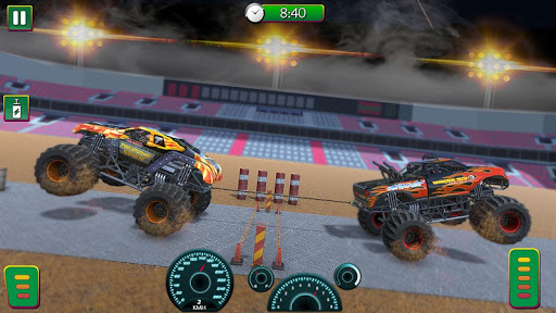 Trucks Tug of war: Monster Pull Match  screenshots 10