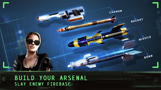 Drone Shadow Strike MOD APK (Unlimited Purchases) 4