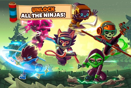 Ninja Dash Run - Epic Arcade Offline Games 2021 Screenshot